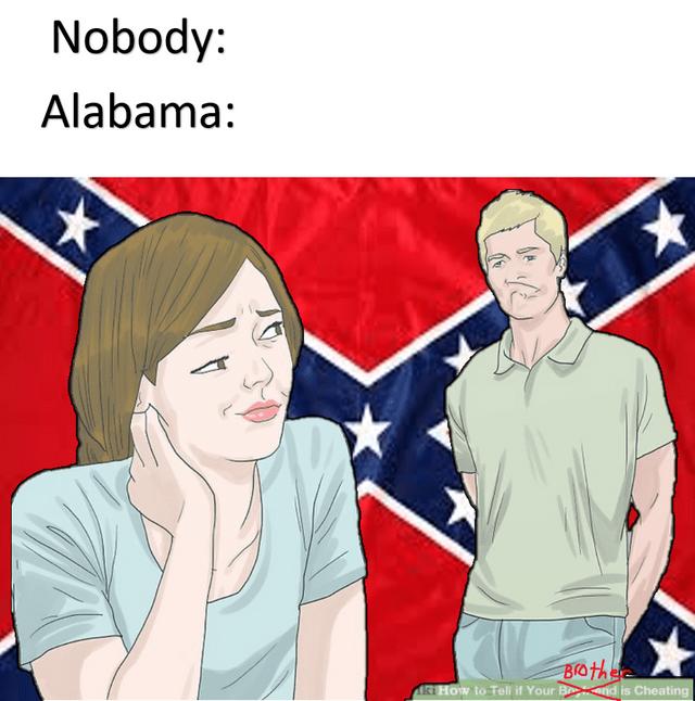 savage - Cartoon - Nobody: Alabama: Bathee ki How to Tel if Your B nd is Cheating