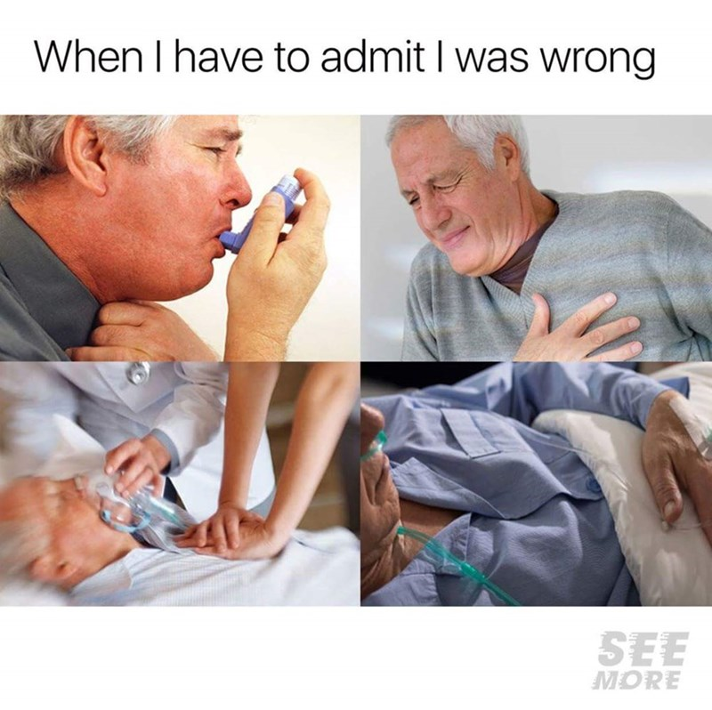Product - When I have to admit I was wrong SEE MORE
