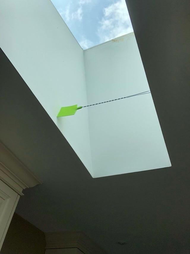fails - Ceiling