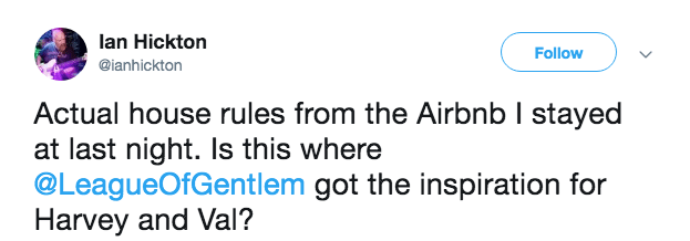 Guy Shares List Of Tedious House Rules From Airbnb Host - FAIL Blog