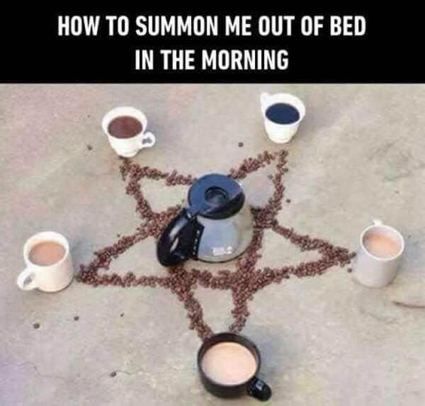 Circle - HOW TO SUMMON ME OUT OF BED IN THE MORNING