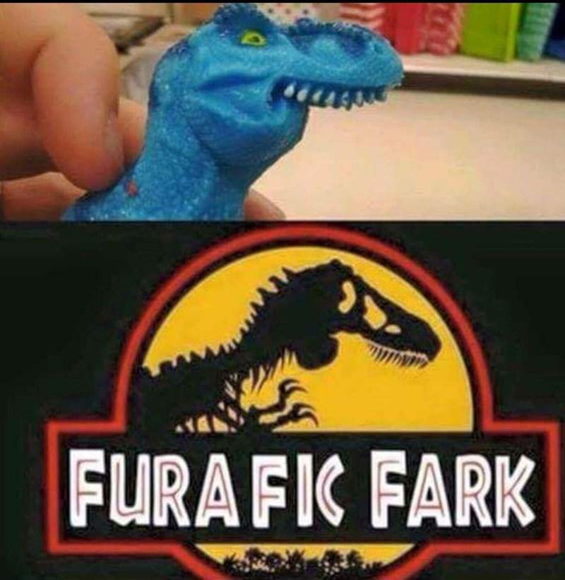 Dinosaur - FURA FIC FARK