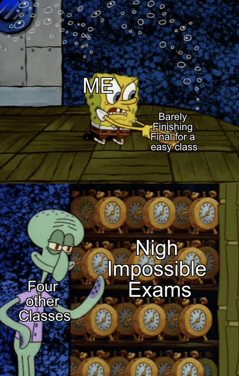Games - O MEX Barely Finishing Finalifor a easy.class Nigh Impossible Exams Four other Classes O 0