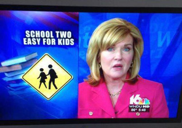 News - SCHOOL TWO EASY FOR KIDS WNDU HD 86 5:48