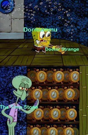 Games - O Dormmmu Doctar Strange The me Stone o 0 O 0 C