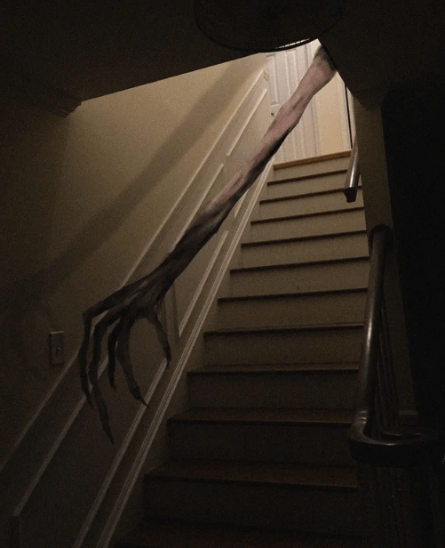 cursed image - Stairs