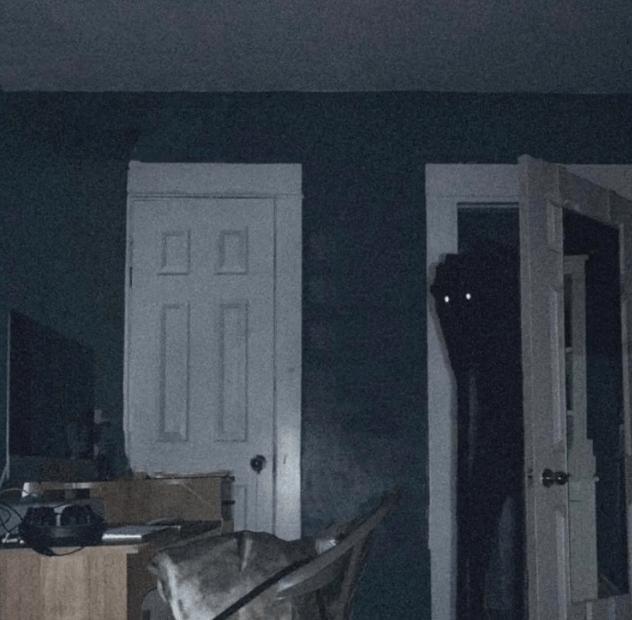 cursed image - Wall