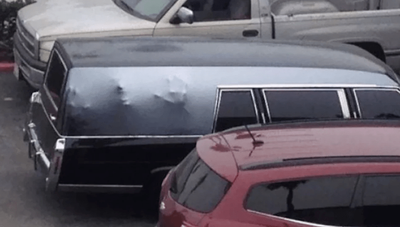 cursed image - Land vehicle