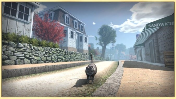 Action-adventure game - SANDWICH
