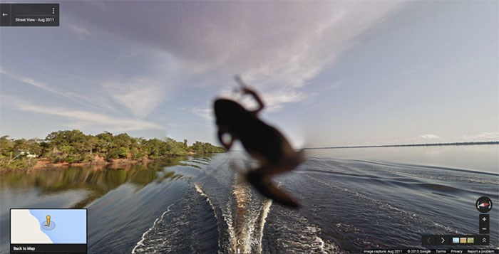 google street view - Water - Sreet View-Aug 2011 eck to Mape mage cetue Aug 2e11 2015oo T cy poto