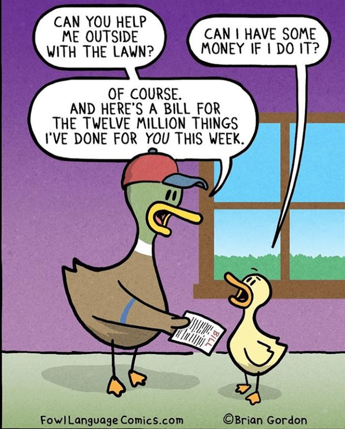 funny ducks animal comics ducks parenting funny animals animals - 9335301