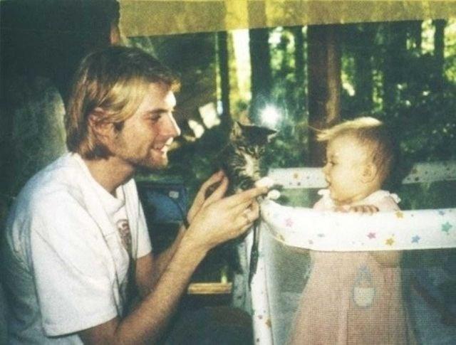 kurt cobain - Child