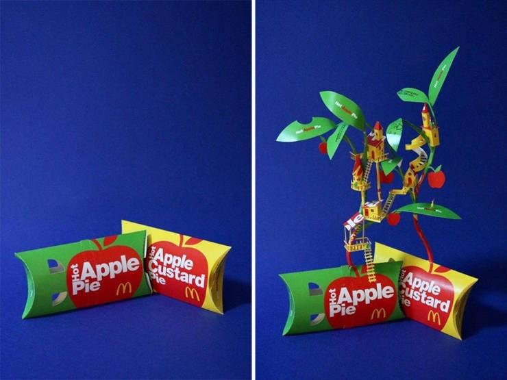 machine art - Snack - Appleustard Pie m Apple ustard Pie m