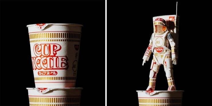 machine art - Junk food - JAS NSCIN 2-R-FL
