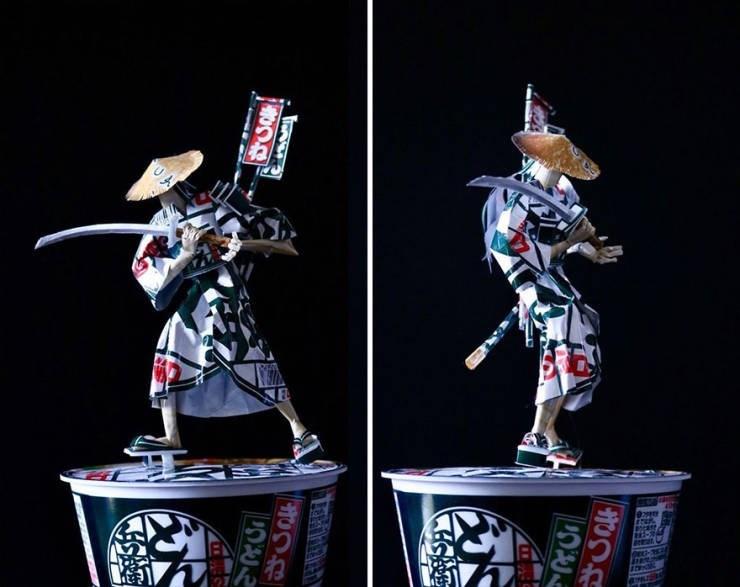 machine art - Figurine - UA