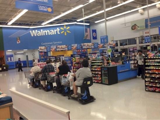 Building - SANGS CATCHER Walmart Customer Service $39