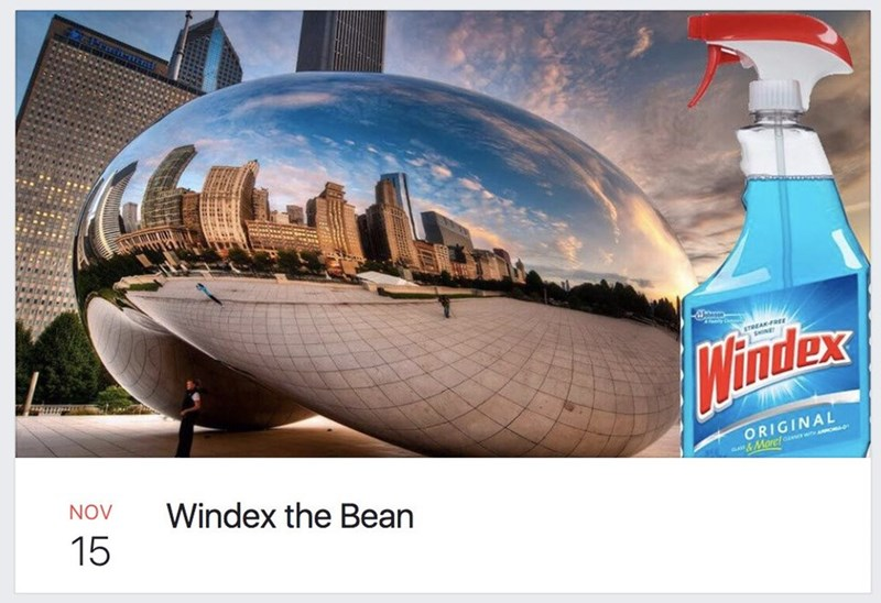 Water - STREAKFREE HAN ORIGINAL NOV Windex the Bean a&Marctomawe 15 LO