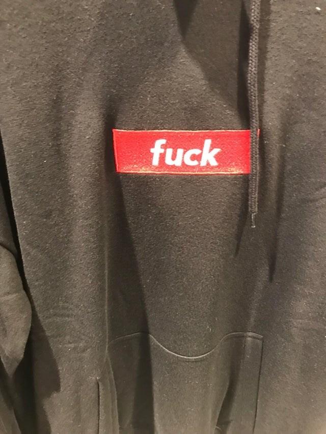 Jacket - fuck
