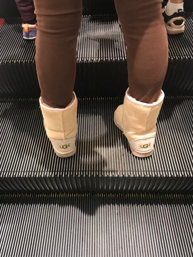 Footwear - UGH UGH