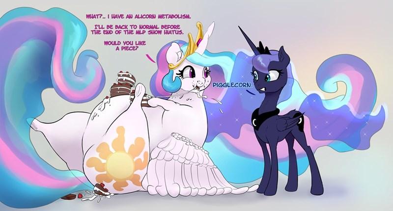 princess luna princess celestia xbi - 9336130304