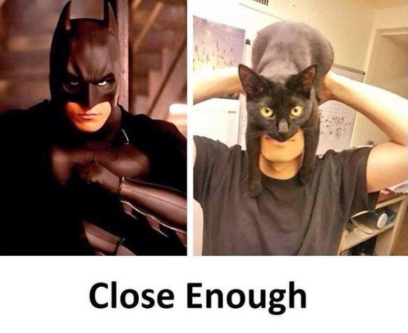 Batman - Close Enough