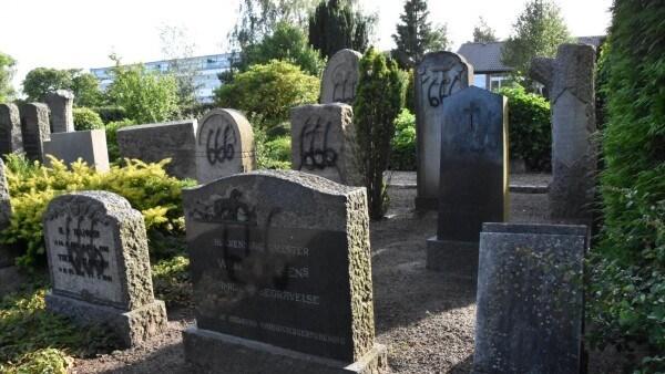 Cemetery - ISTER E ENS MIL EGRAVELSE