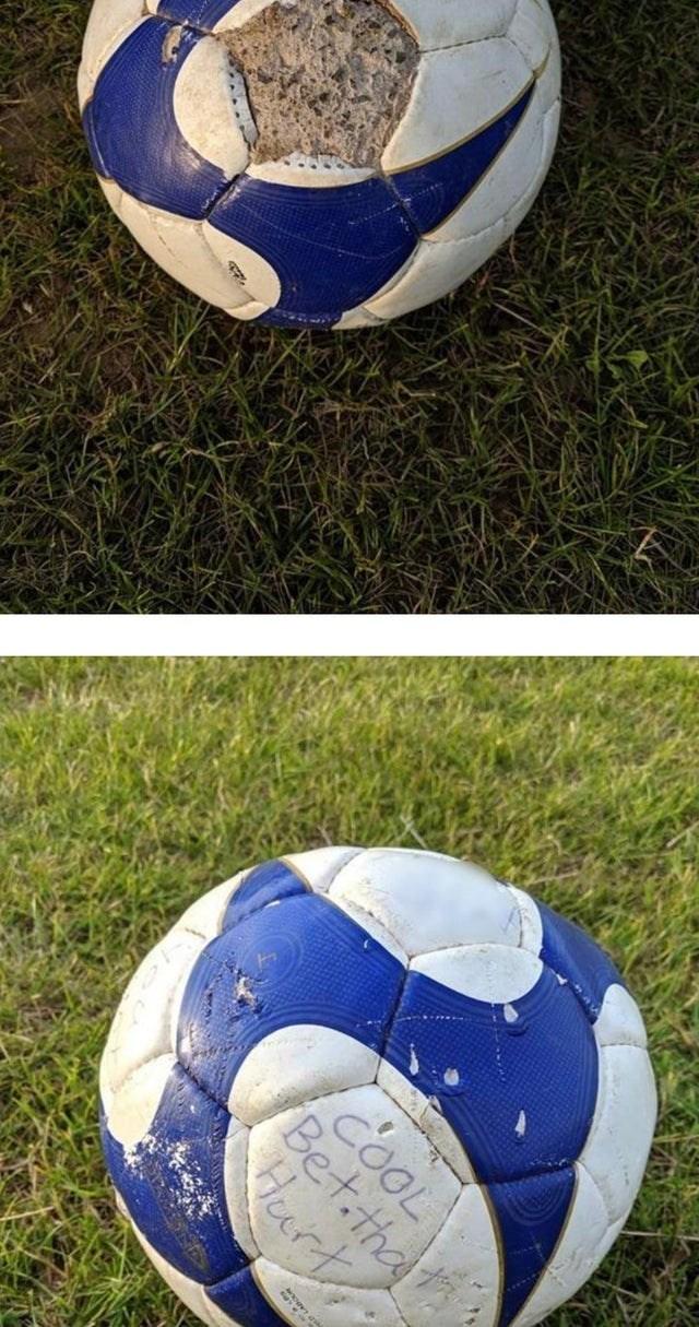 Soccer ball - COOL Bet.tha Hurt