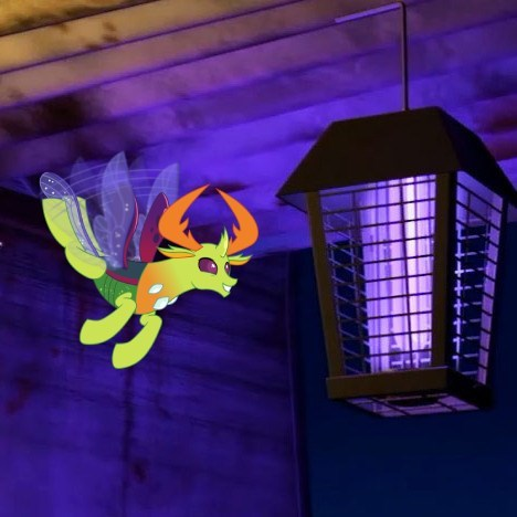 thorax acting like animals changelings - 9337191936
