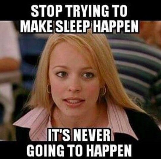 Hair - STOP TRYING TO MAKE SLEEPHAPPEN lIT'S NEVER GOING TO HAPPEN