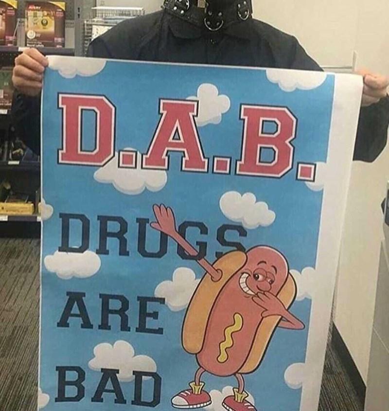 Cartoon - DA.B DRUSS ARE BAD