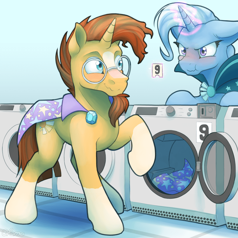 the great and powerful trixie sunburst ohemo - 9338048512