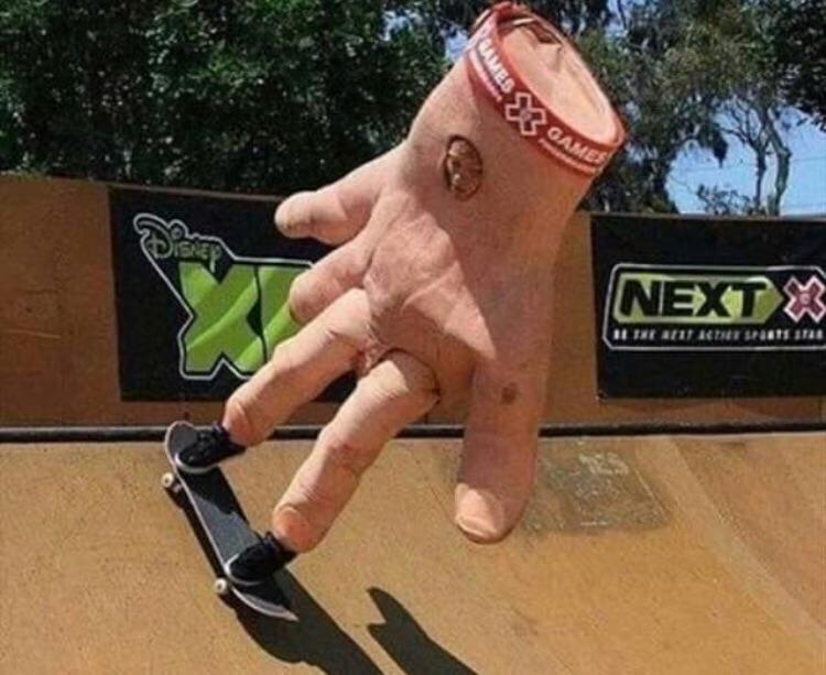 Finger - GAMES NEXT THE AAT ACTIN SRTS ST BAMES
