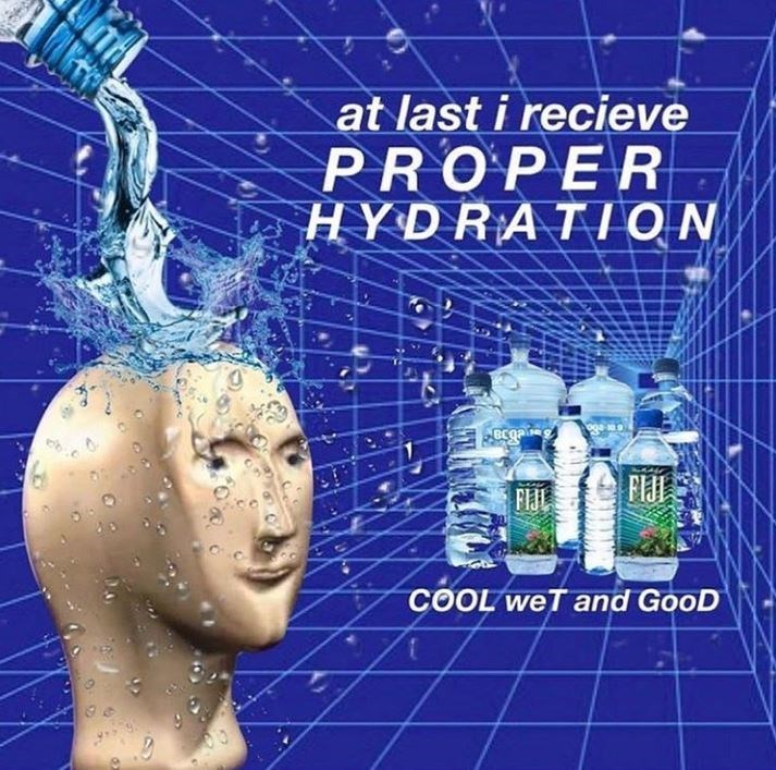 Water - at last i recieve PROPER HYDRATION |FAE COOL weT and GooD