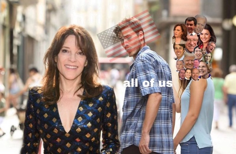Marianne Williamson - People - all of us
