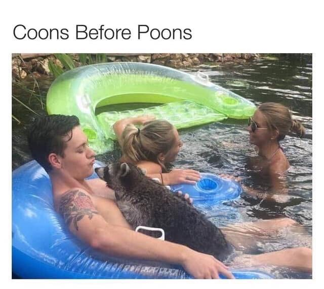 Product - Coons Before Poons