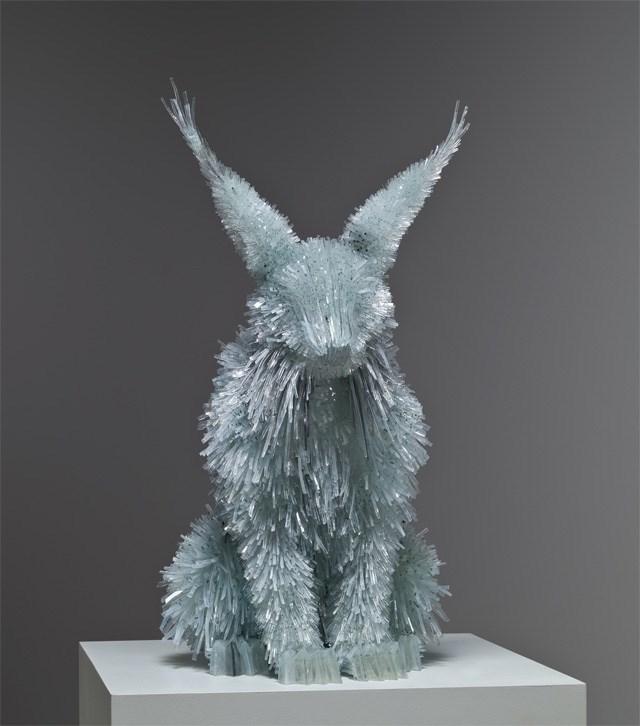 glass animal - Sculpture