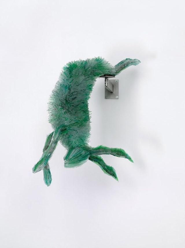 glass animal - Green
