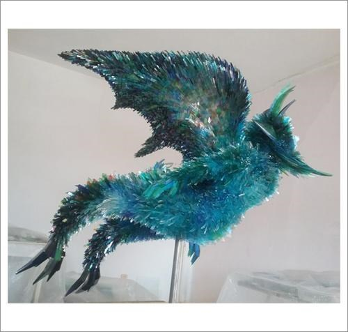 glass animal - Turquoise