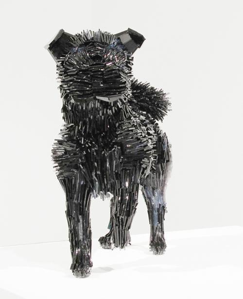 glass animal - Dog