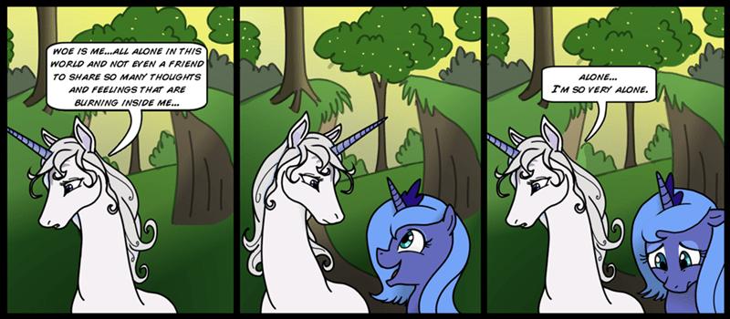 princess luna The Last Unicorn csimadmax dizzy pacce - 9339918592