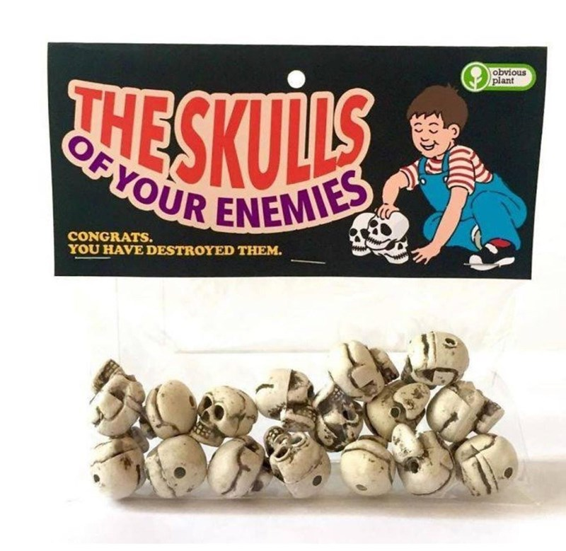 weird toy - Joint - obvious plant OF YOUR ENEMIES CONGRATS YOU HAVE DESTROYED THEM.