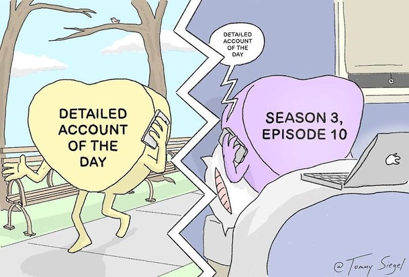 candy heart comic - Cartoon - DETAILED ACCOUNT OF THE DAY DETAILED SEASON 3, EPISODE 10 ACCOUNT OF THE DAY