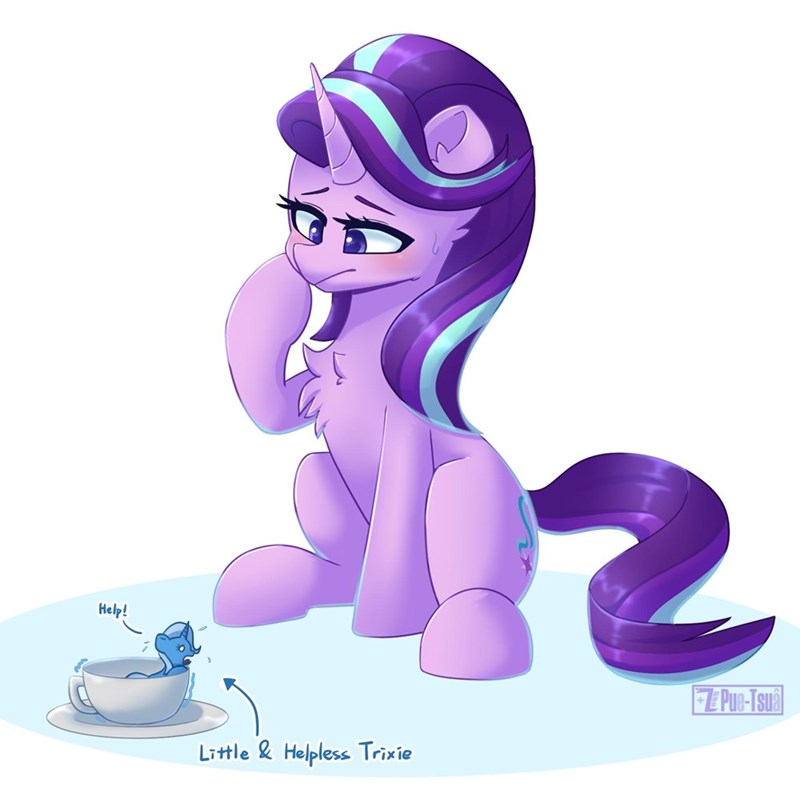 the great and powerful trixie starlight glimmer puetsua - 9340225536