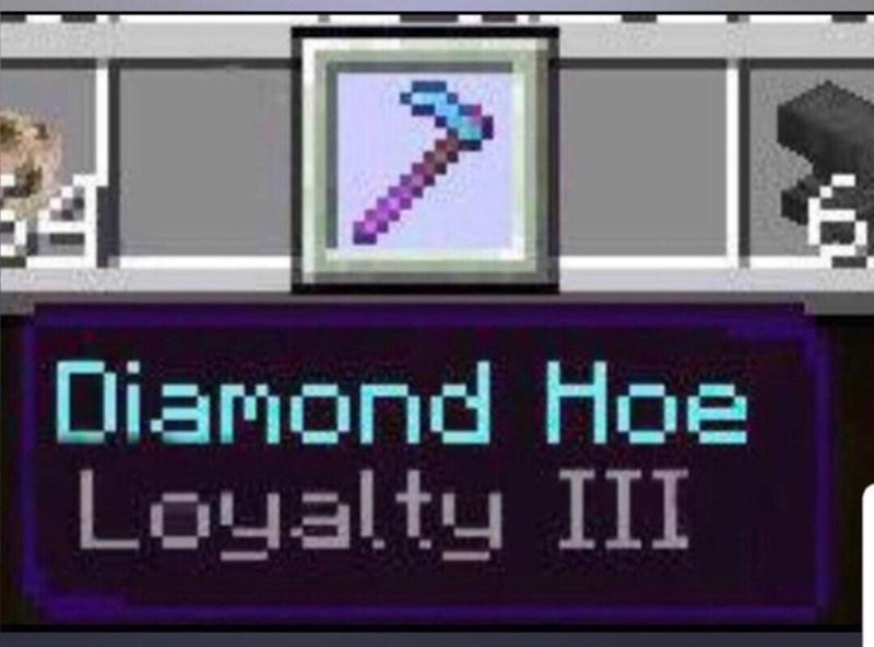 Digital clock - Diamond Hoe Loyalty III