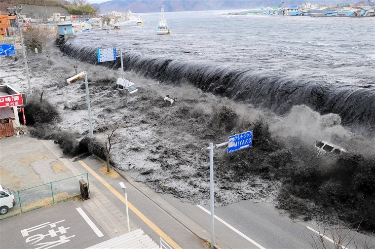how amateur videos help scientists understand tsunamis more