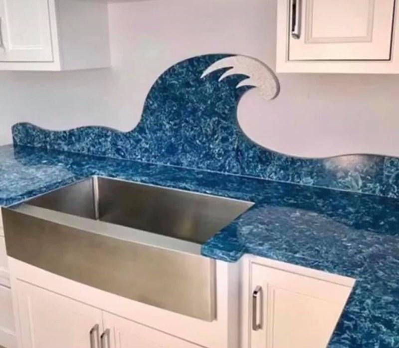 home design - Countertop