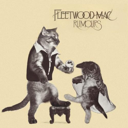 kitten covers - Cat - FIEETWOODMA RUMOURS E.