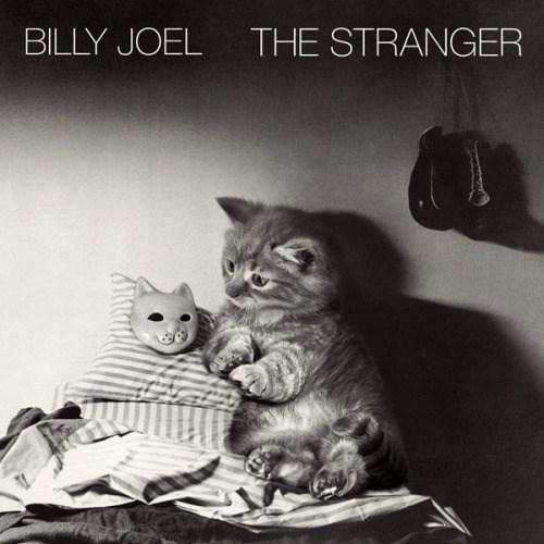 kitten covers - Cat - BILLY JOEL THE STRANGER