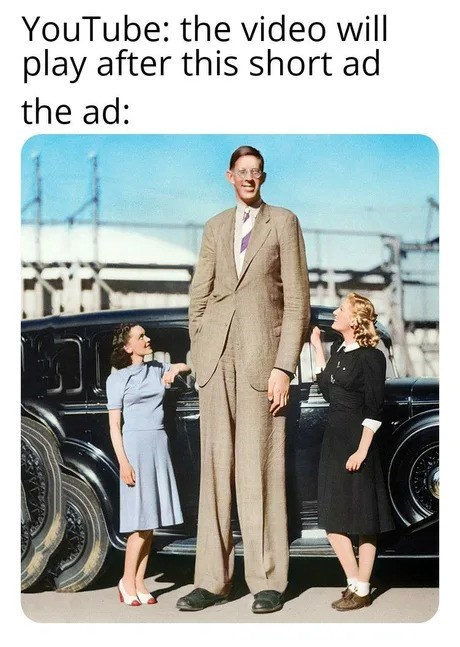 meme - Suit - YouTube: the video will play after this short ad the ad: