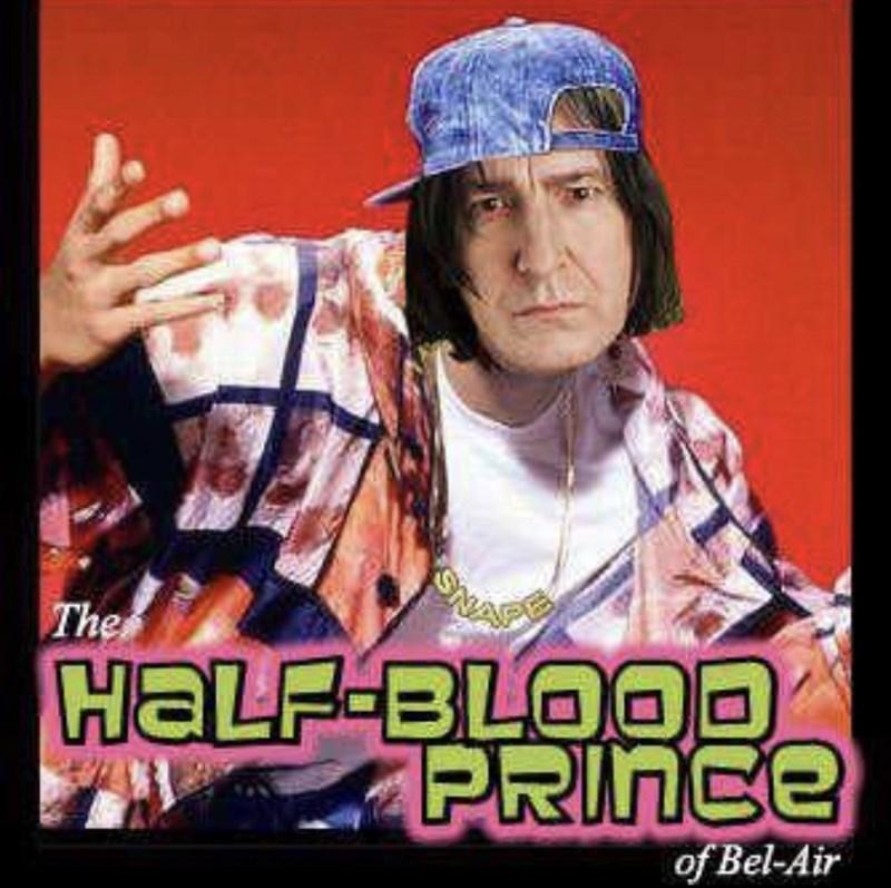 Cool - The HALF-BLOOD PRINGE of Bel-Air